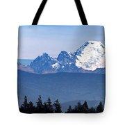 Mount Baker Tote Bag