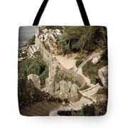 Mourish Castle Tote Bag