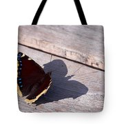 Mourning Cloak Tote Bag