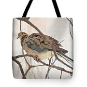 Mourning Dove - Sing No Sad Song For Me #2 Tote Bag