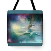 Mourning To Dancing Tote Bag
