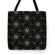Mourning Weave Tote Bag