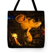 Mouse In The Attic Tote Bag
