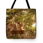 Mousie Love In A Tree Tote Bag
