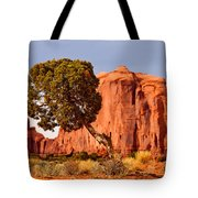 Move Out Of The Way Tree Tote Bag