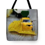 Move Those Leaves Tote Bag