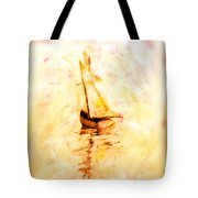 Move With The Waves Tote Bag