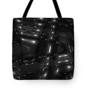 Moveonart Darkspace Portland Oregon Usa 2013 Tote Bag