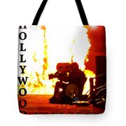 Movie Capital Poster Work 3 Tote Bag