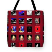Movie Collage 2012 Tote Bag