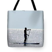 Moving At Rest Tote Bag