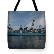 Moving Goods Tote Bag