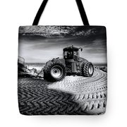 Moving Heaven And Earth Tote Bag