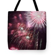 Moving Light Tote Bag