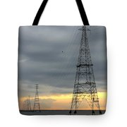 Moving Power Tote Bag