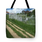 Moving Up Tote Bag
