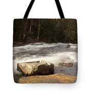Moving Waters Tote Bag