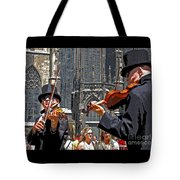 Mozart In Masquerade Tote Bag