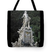 Mozart In Vienna Tote Bag