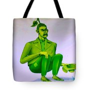 Mr Bean Jeans Tote Bag