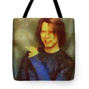 Mr Bowie Tote Bag