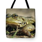 Mr. Charming Eyes. Side View Tote Bag