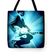 Mr Chuck Berry Blueberry Hill Style Edited 2 Tote Bag