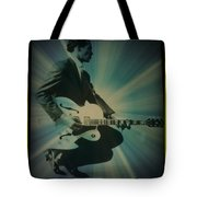 Mr. Chuck Berry Blueberry Hill Style Tote Bag