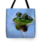 Mr. Frog Tote Bag