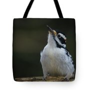 Mr Hairy Profile Tote Bag