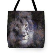 Mr Lion Photo Art 02 Tote Bag