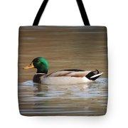 Mr. Mallard Tote Bag