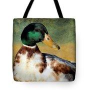 Mr Mallard Tote Bag