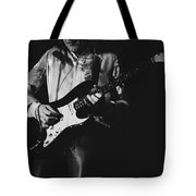 Mick On The Rock And Roll Guitar Tote Bag