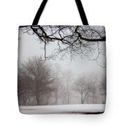 Mr Misty Tote Bag