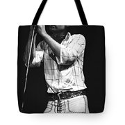 Bad Company Live In 1977 Tote Bag