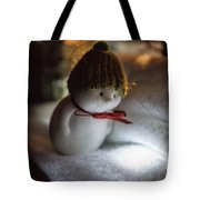 Mr Snowden Likes Lights Tote Bag