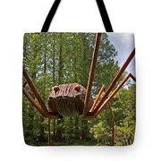 Mr. Spider Tote Bag