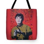 Mr Sulu Tote Bag