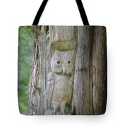 Mr Tingle's Owl Tote Bag