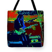 Mrdog # 71 Psychedelically Enhanced Tote Bag