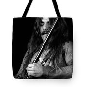 Mrmt #1 Enhanced Bw Tote Bag