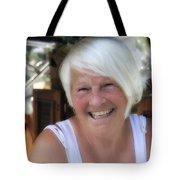 Mrs. Cabel Tote Bag
