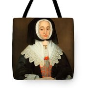 Mrs Lucy Hutchinson, C.1643 Tote Bag