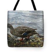 Mrs Mallard Tote Bag
