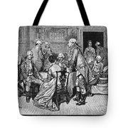 Mrs. Murray And Lord Howe Tote Bag