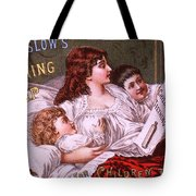 Mrs Winslow's Soothing Syrup Tote Bag