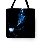 Mrush #12 In Blue Tote Bag
