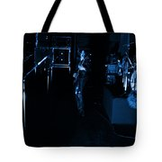 Mrush #34 In Blue Tote Bag