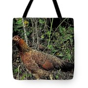 Ms. Chicken Tote Bag